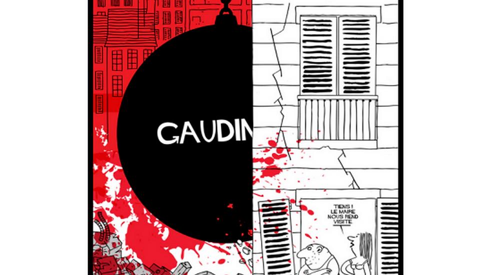 """album caricatures et dessins de Presse """"le taudis est un crime"""""""