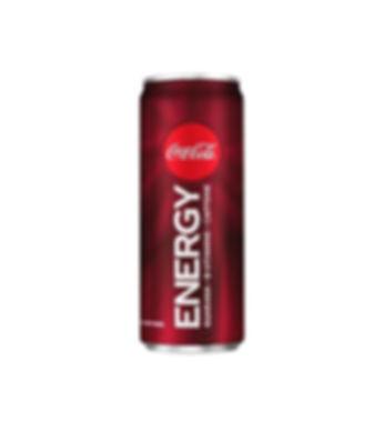 COCA-COLA ENERGY LATA 0.25L (CX12)
