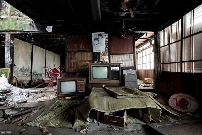Abandoned Mountain House, Hakuba
