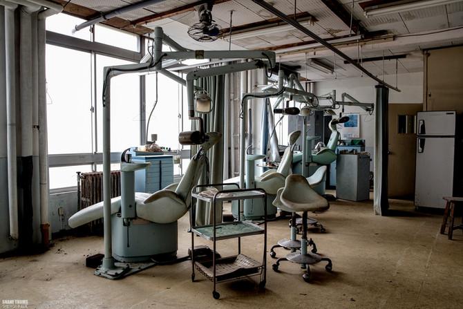 Abandoned Nagasaki Dentist