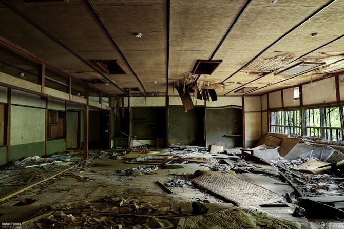 Abandoned Kansai Sento