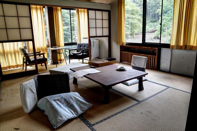 Forest Washitsu Hotel
