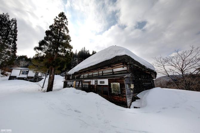 Abandoned Japanese Village of Irorijyuku