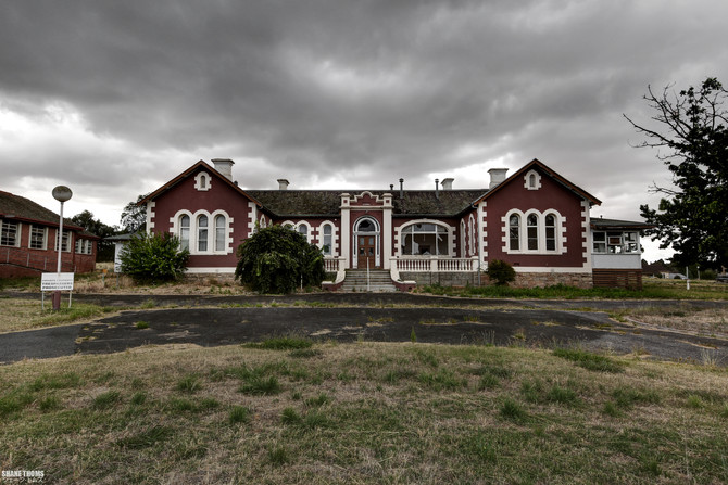 Abandoned Australian Country Hospital