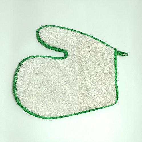 竹纖維沐浴手套