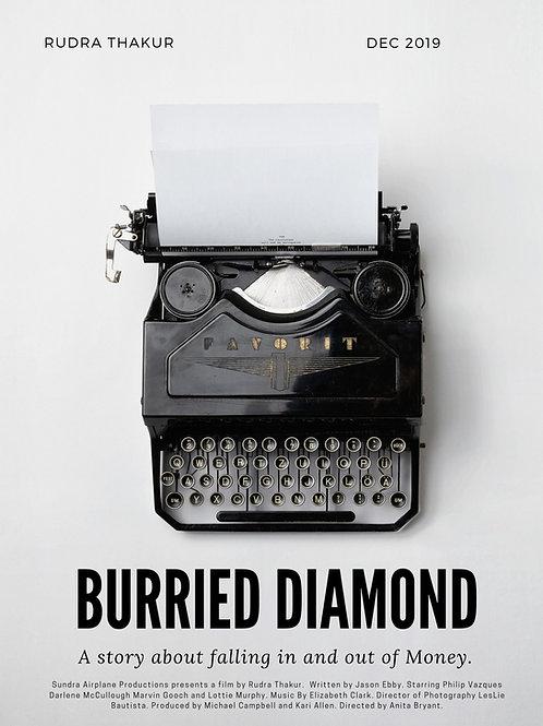 Burried Diamond