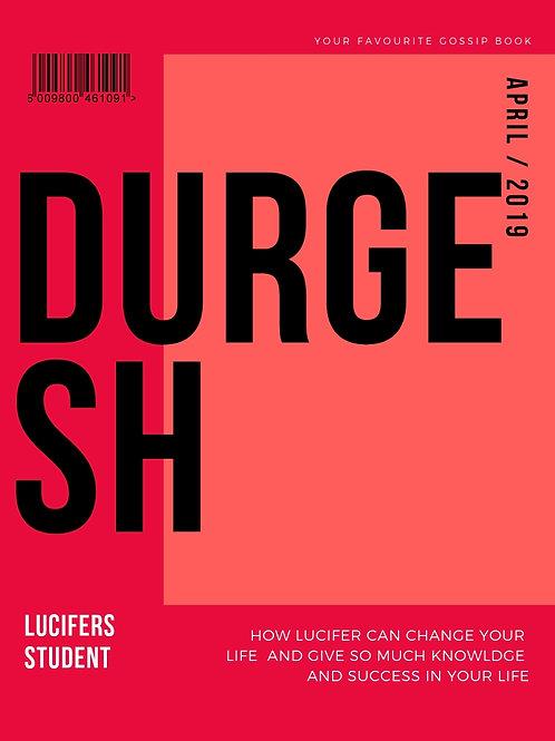Lucifer's Student - Durgesh