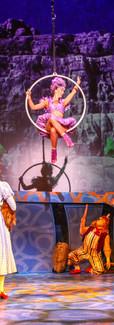Glinda & her bubble