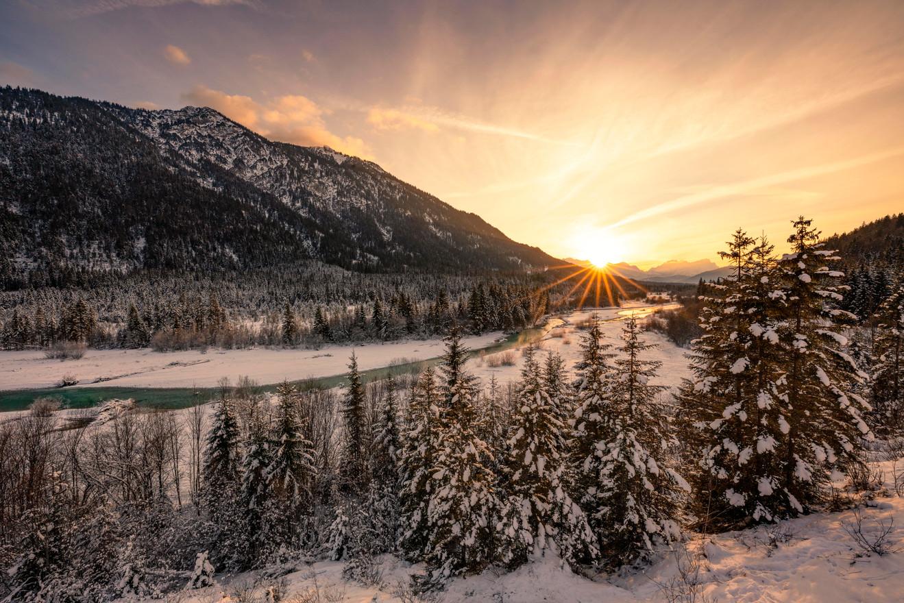 Bayerischer Winterzauber