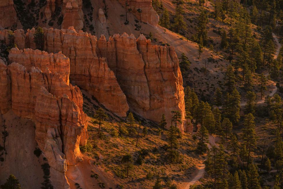 Details des Bryce Canyon