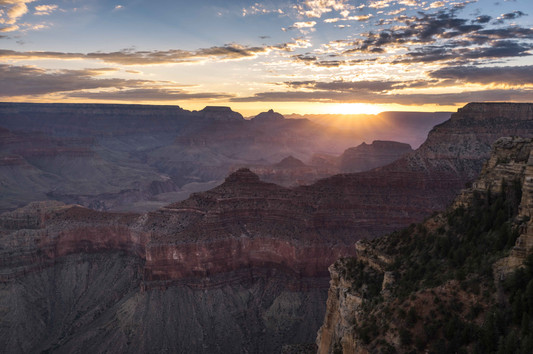 Good Morning Grand Canyon