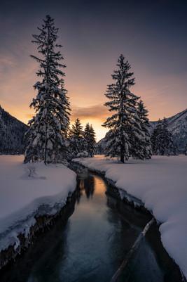 Winterträume in Bayern