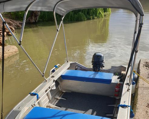 Bindi - Riverland Boat Hire