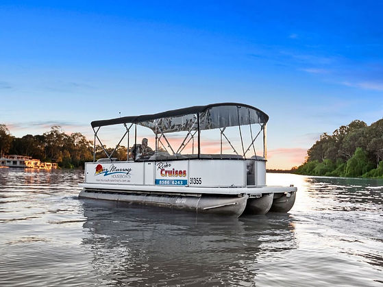 Renmark River Cruises Boat