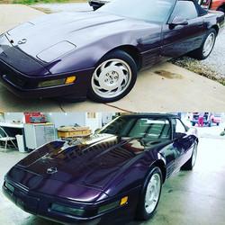 #corvette #92corvette #mobiledetailing #