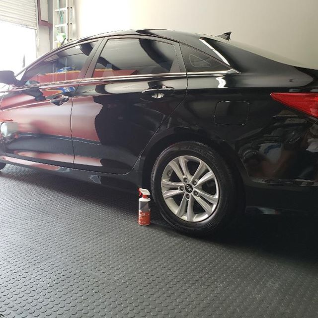 Ultimate Detail!!! #hyundai #sonata #mus