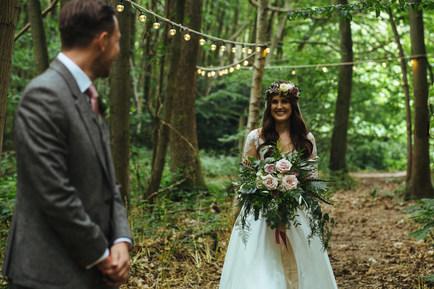 The Dreys Woodland Wedding Venue Kent