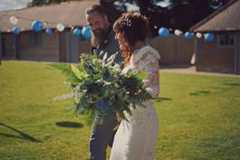 Statement Boho Bridal Bouquet