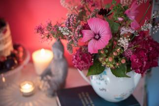 Arrangement of Local Seasonal Flower