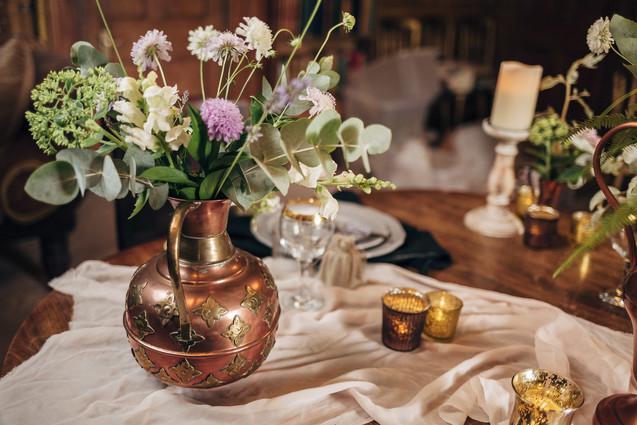 Local Seasonal Wedding Flowers