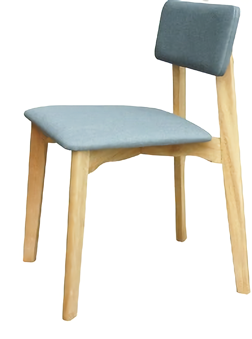 OWEN Rubberwood Chair $980 + Delivery $300