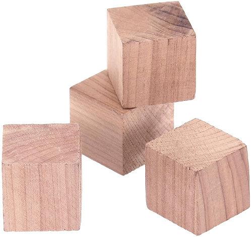 天然樟木方塊