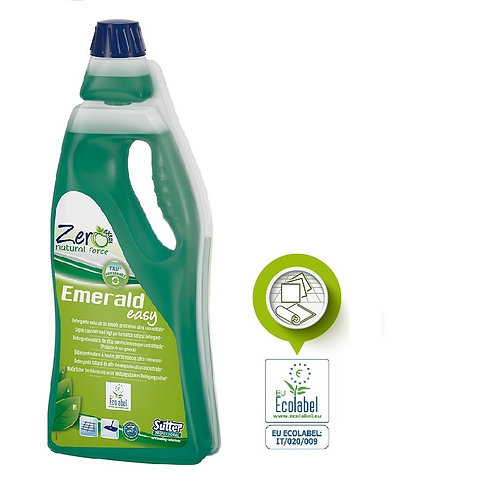 EMERALD EASY Super concentrated high-performing degreasing natural* detergent