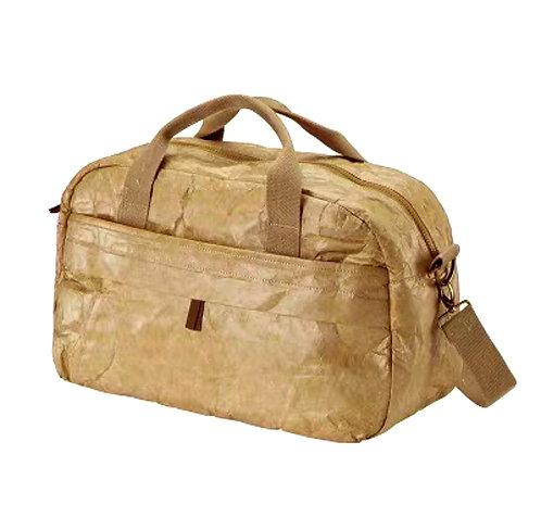 Waxed Paper Duffle Bag