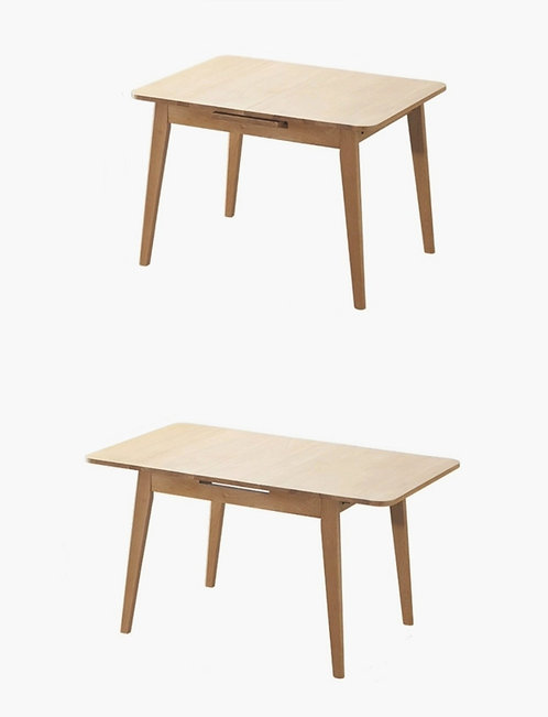 OPAL Solid Oak Table $4800 + Delivery $500