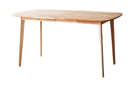 OWEN Rubberwood Table 1.5 $3,280 + Delivery $500