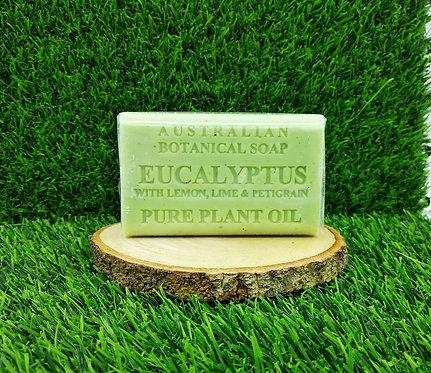 Australian Botanical Soap (140G) - Eucalyptus