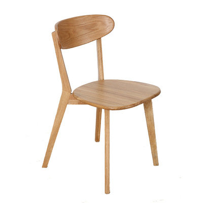 OPAL SQUARE Solid Oak Chair $1,180 + Delivery $300