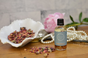 All Natural Rose Body Oil, Perfect Imperfections