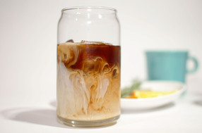 MJC MKTG Food Photography, Yola's Cafe Cold Brew