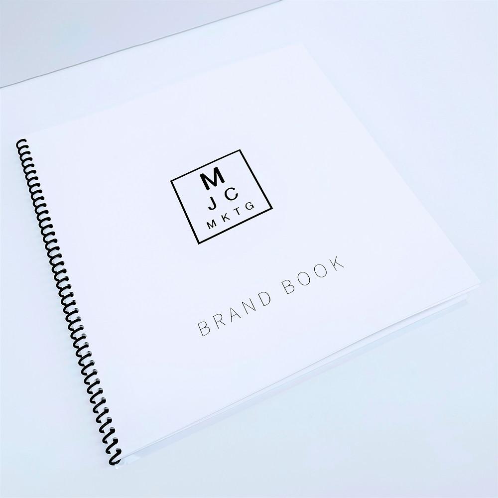 MJC MKTG LLC Brand Book.