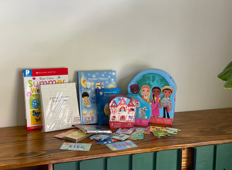 Starting Pre-School At Home & Must Haves