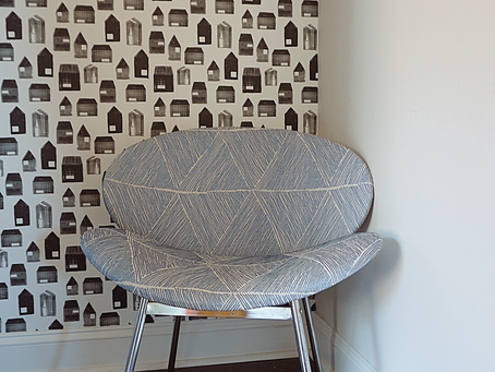 Mid-Century Modern Chair DIY