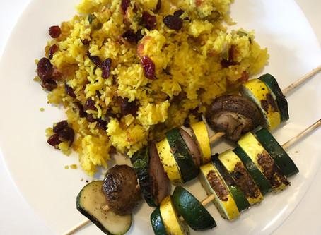 Persian Rice Recipe