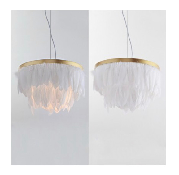 Feather Light-Shade