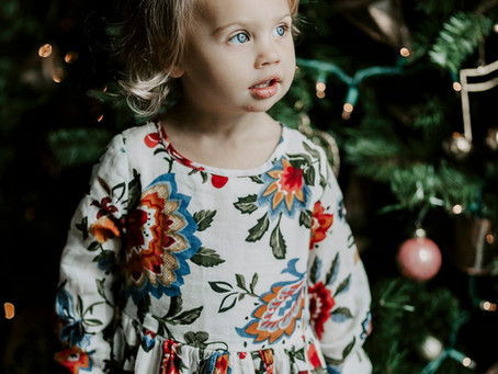 Cole Christmas Family Photoshoot 2018