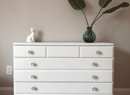 How To Refurbish A Dresser