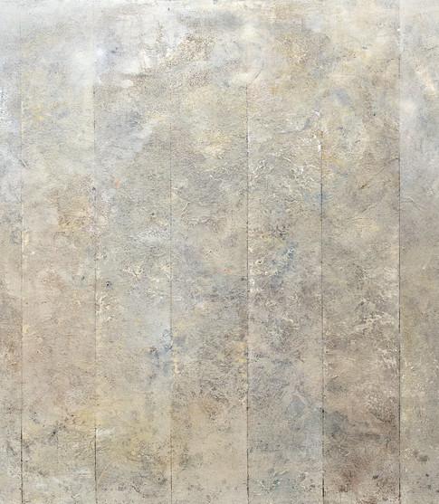 'White River' 100 x 100 cm on Canvas