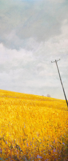 'Pymoor Fen' 150 x 100 cm on Canvas