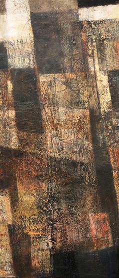 'Ersatz Landen' 130 x 100 cm on Canvas