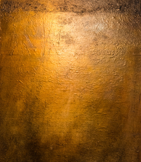 'Gilded Shore' 100 x 70 cm on Canvas
