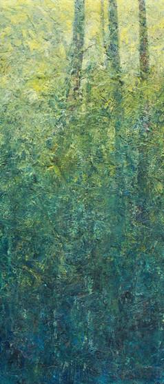 'Bohemia' 80 x 80 cm on Canvas