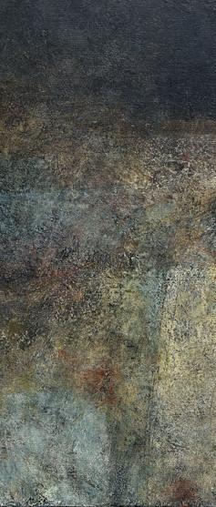 Arcadia 80 x 80 cm on Canvas