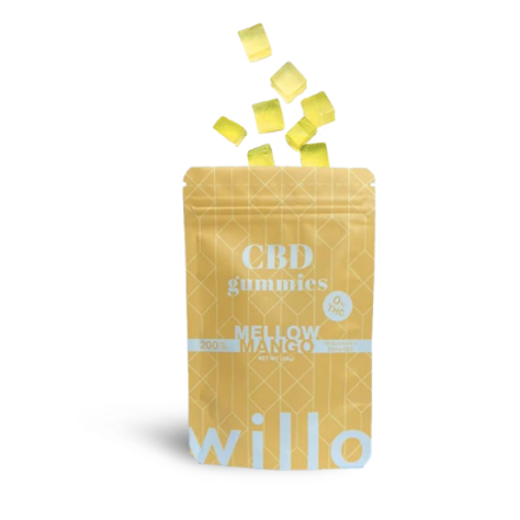 Mellow Mango: CBD