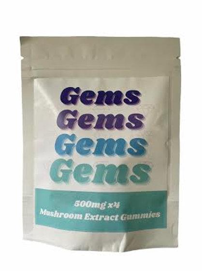 Gems: Mushroom Extract Gummies