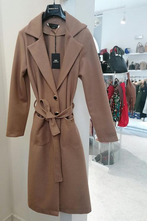 Cappotto con Cintura  - Roberta Biagi